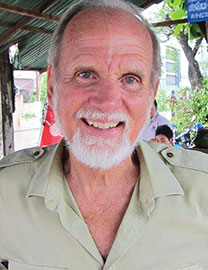 Mission to Heal Founder Dr. Glenn Geelhoed